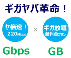 ギガ放題ーwimax格安.com